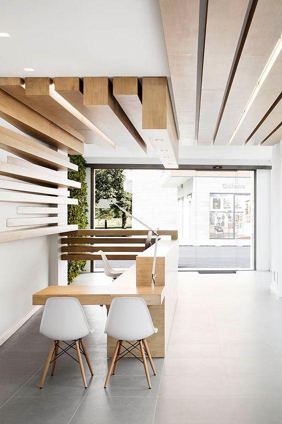 Sanjhes - Proyecto de Oficina Iluminada