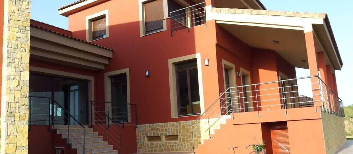 Constructora Sanjhes - Proyecto de Casa Naranja
