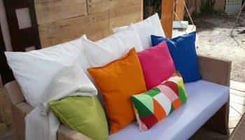 decoracion muebles colores